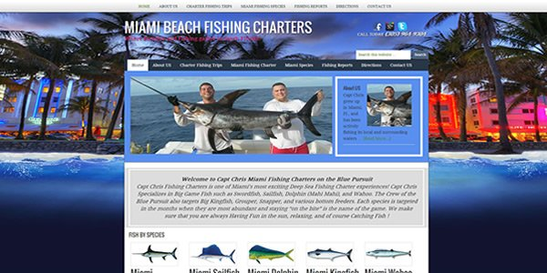 Fishing Charter Miami Beach