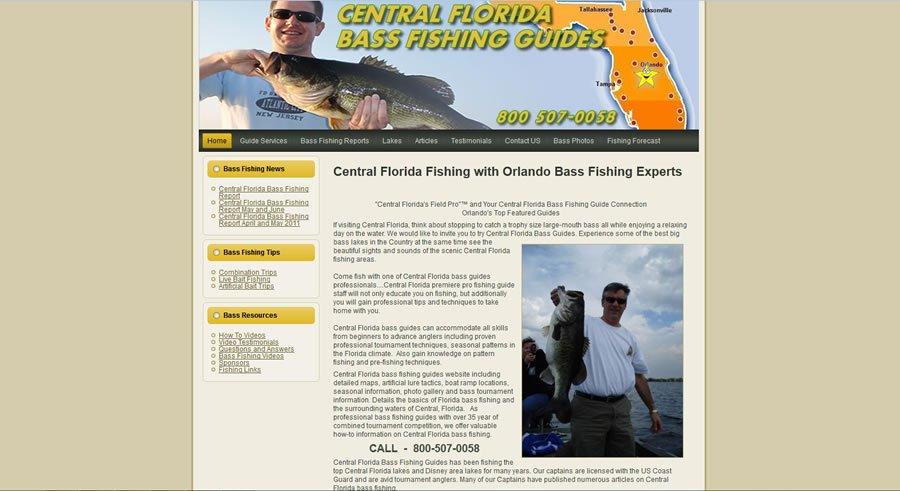 Central Florida Bass Guides