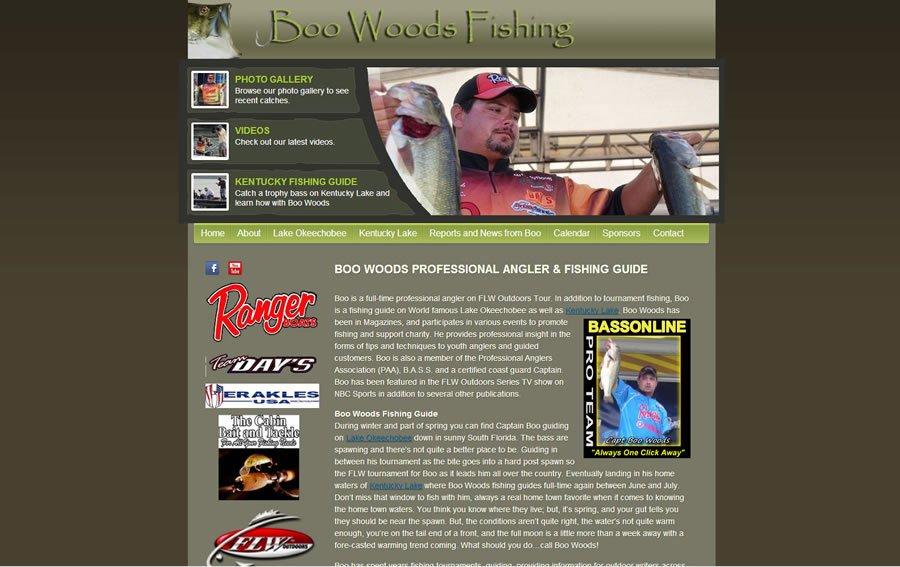 Boo Woods Fishing