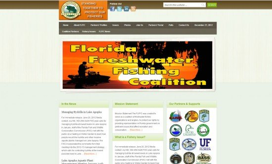Florida Freshwater Fishing Coalition