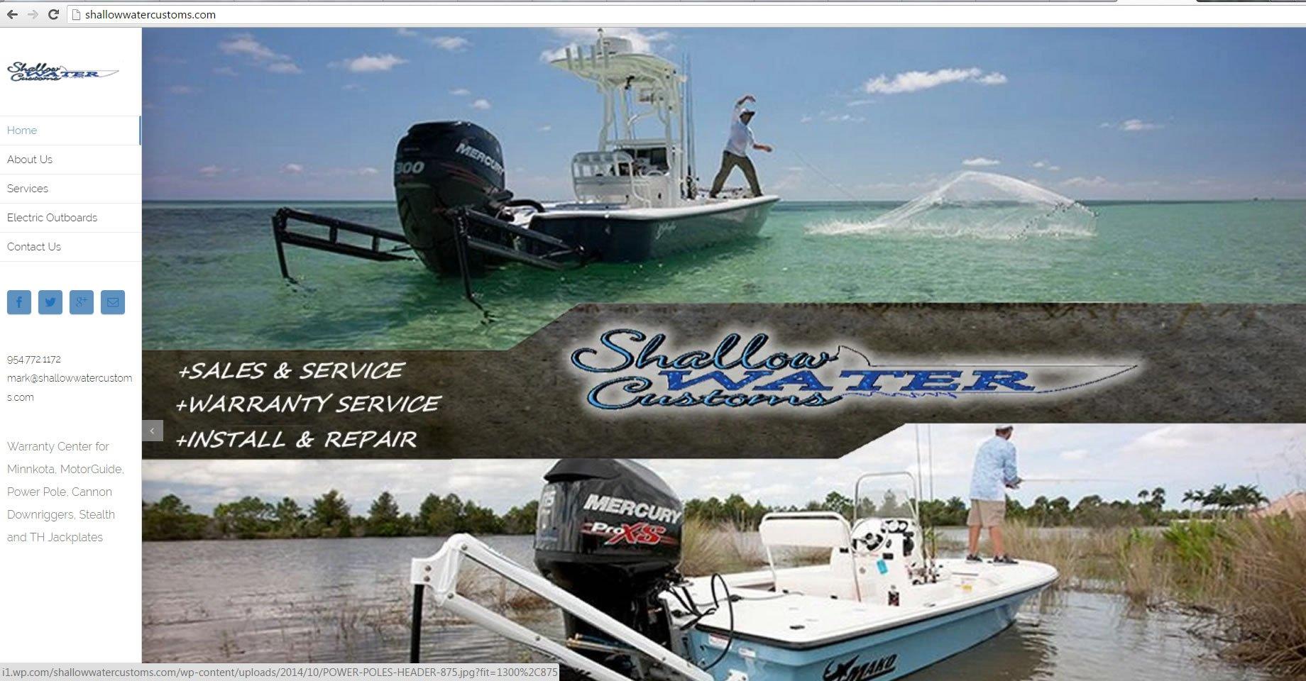 Shallow Water Customs