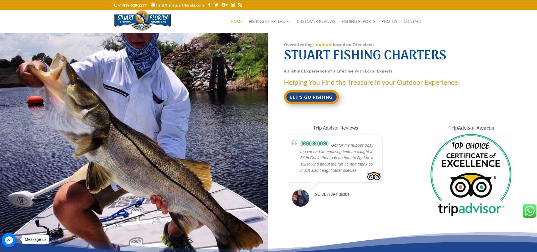 Fish Stuart Florida