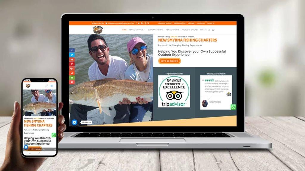 newsmyrnafishingcharters.com