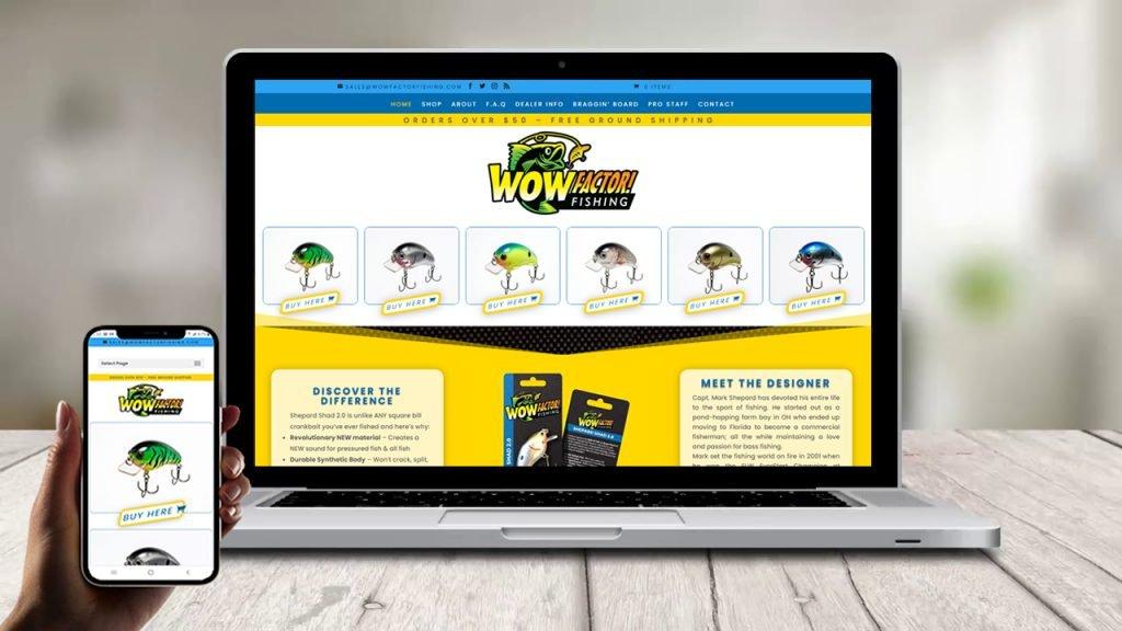wowfactorfishing.com